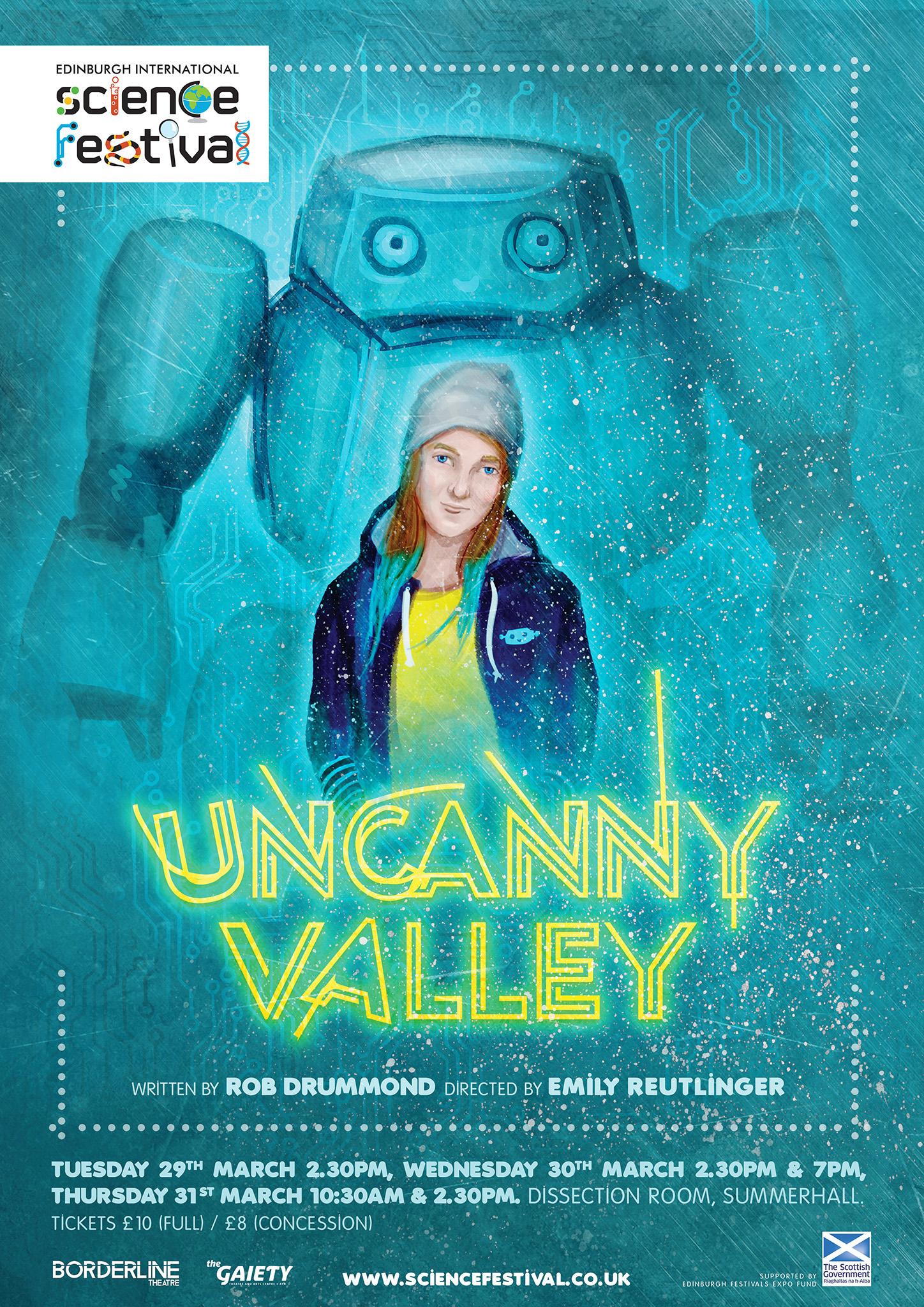 UNCANNY VALLEY | Borderline Theatre Company